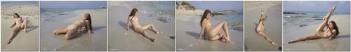 [Hegre-Art] Jenna - Beach Acrobat