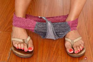 Aria Skye - Upskirts and Panties - Set 351554