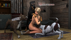 Apocalyptica Gangbang Story by ExtremeXWorld