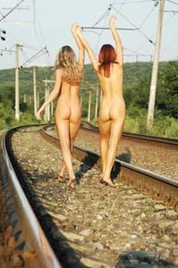 Sofia and Sabrina - Railway  56r8gh541d.jpg