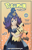 isakishi - Pokemon Eclipse 08 - Pokemon hentai manga