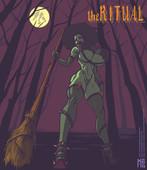 Mnogobatko - The Ritual - Sexy witch