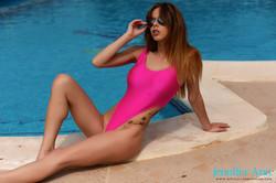 Jennifer Ann - Jennifer teasing around the pool 16sl5dbb0i.jpg