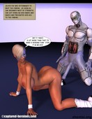 Captured-heroines - Silver Fox - Training Day