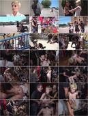 Petite Whore Molly Saint Rose Fucked and Humiliated in Public Plaza!!: Steve Holmes, Antonio Ross, Tina Kay, Molly Saint Rose - PublicDisgrace 720