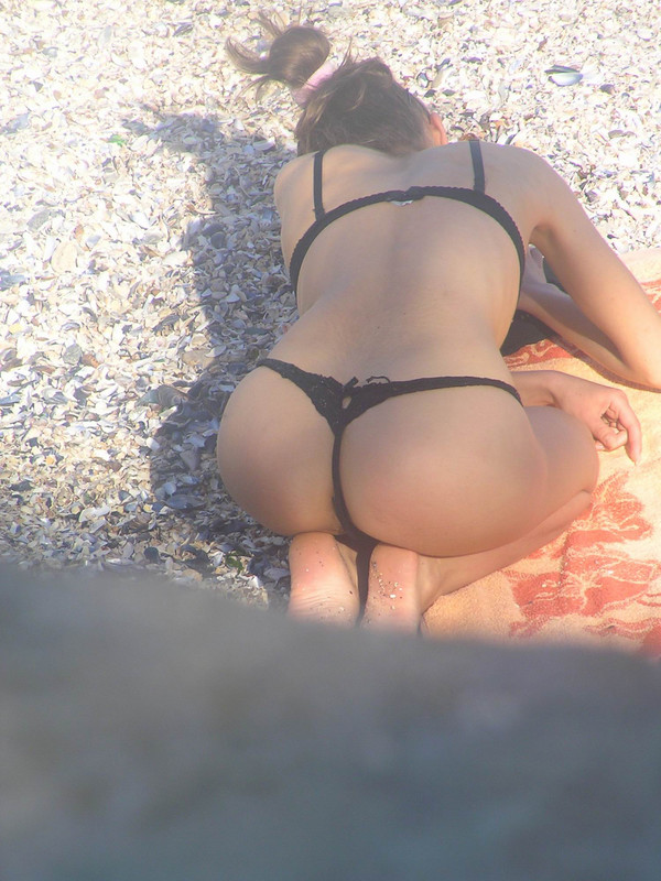 Ass In Bikini Tumblr
