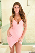 August Ames - Wife Showers With The Babysitter z6p7ff0imw.jpg