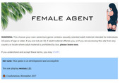 Crushstation Female agent v1.3.6.5