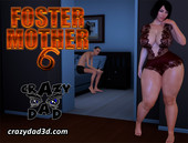Crazy dad - Foster Mother 6